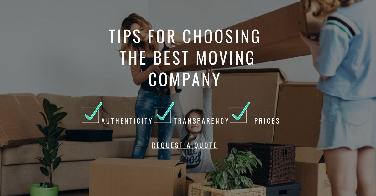 Tips for Choosing the Best Packers and Movers Company?