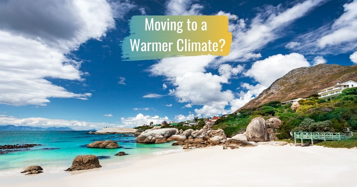 Are You Moving to a Warmer Climate?