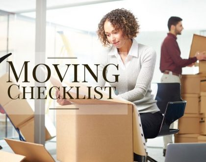 Office Moving Checklist 2021