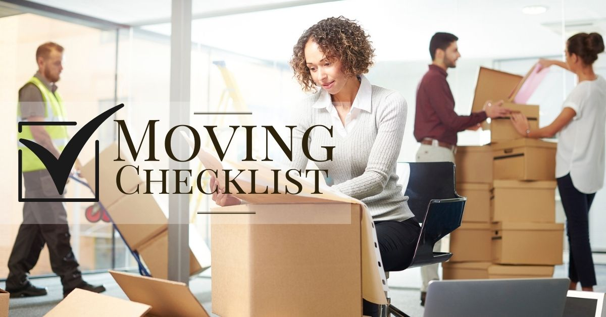 Moving Checklist:2021