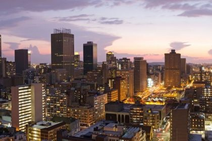 Johannesburg - Buildings
